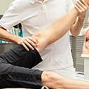 Bild: Unfallchirurgie/Orthopädie PRAXIS-diesportstrategen Orthopädische Praxis in Hannover