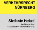 Bild: Verkehrsrecht Nürnberg Stefanie Helzel in Nürnberg, Mittelfranken