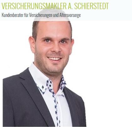 Versicherungsmakler Alexander Schierstedt
