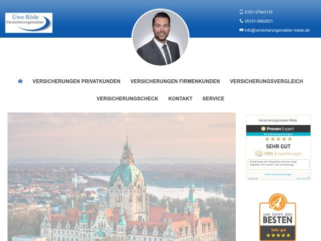 http://www.versicherungsmakler-roede.de