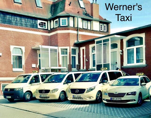Bild: Werner's Taxi       in Nordhausen, Thüringen