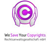 Bild: WeSaveYourCopyrights Rechtsanwaltsgesellschaft mbH