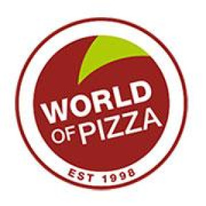 Logo World of Pizza Leipzig-Gohlis