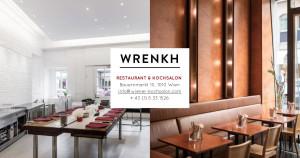 Logo Wrenkh · Wiener Kochsalon · Hamburg