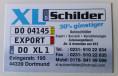 Bild: XL-Schilder in Dortmund
