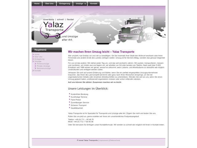 http://www.yalaz-transporte.com