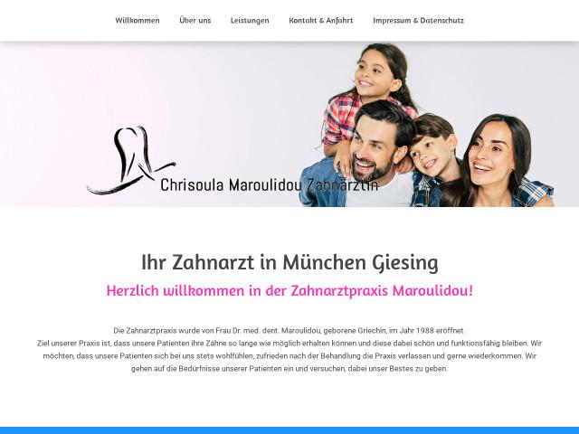 http://www.zahnarztgiesing.de