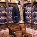 Zur Blauen Hand Bekleidungshandel